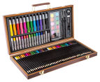 Scribbles Stationery 88-Piece Deluxe Art Set 2