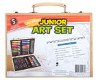 Scribbles Stationery 67-Piece Junior Art Set 6