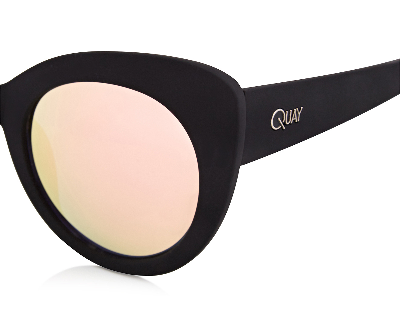 c12c3f2c7a Quay Australia Women s Screamin Diva Sunglasses - Black Rose ...