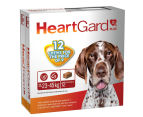 HeartGard Plus Worm Protection Chews for Large Dogs 23-45kg 12pk 1