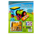 Craft Kits For Kids: Make & Paint Your Own Train 2