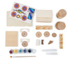 Craft Kits For Kids: Make & Paint Your Own Train 3