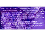 3 x Cadbury Dairy Milk Freddo Milky Top Share Pack 180g 2