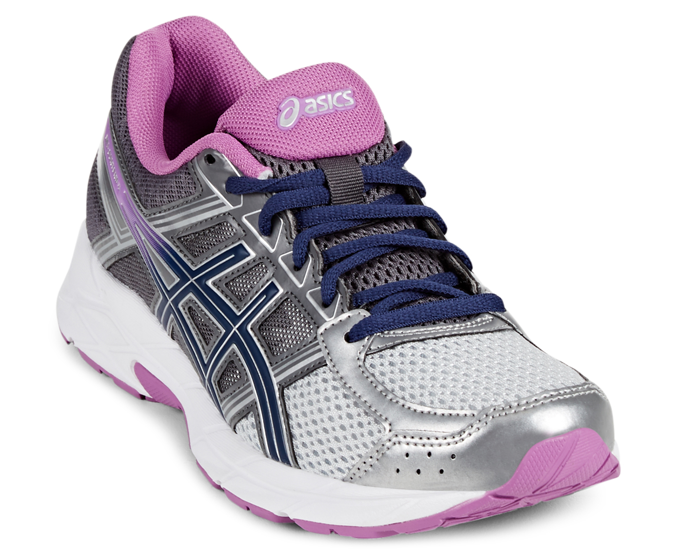 21495260e03e ... Running Shoes in Silver Campanula outlet  ASICS Womens GEL-Contend 4  Shoe - SilverCampanulaCarbon Catch.com.au attractive price ...