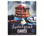 AWW Indulgent Cakes Hardcover Cookbook 1