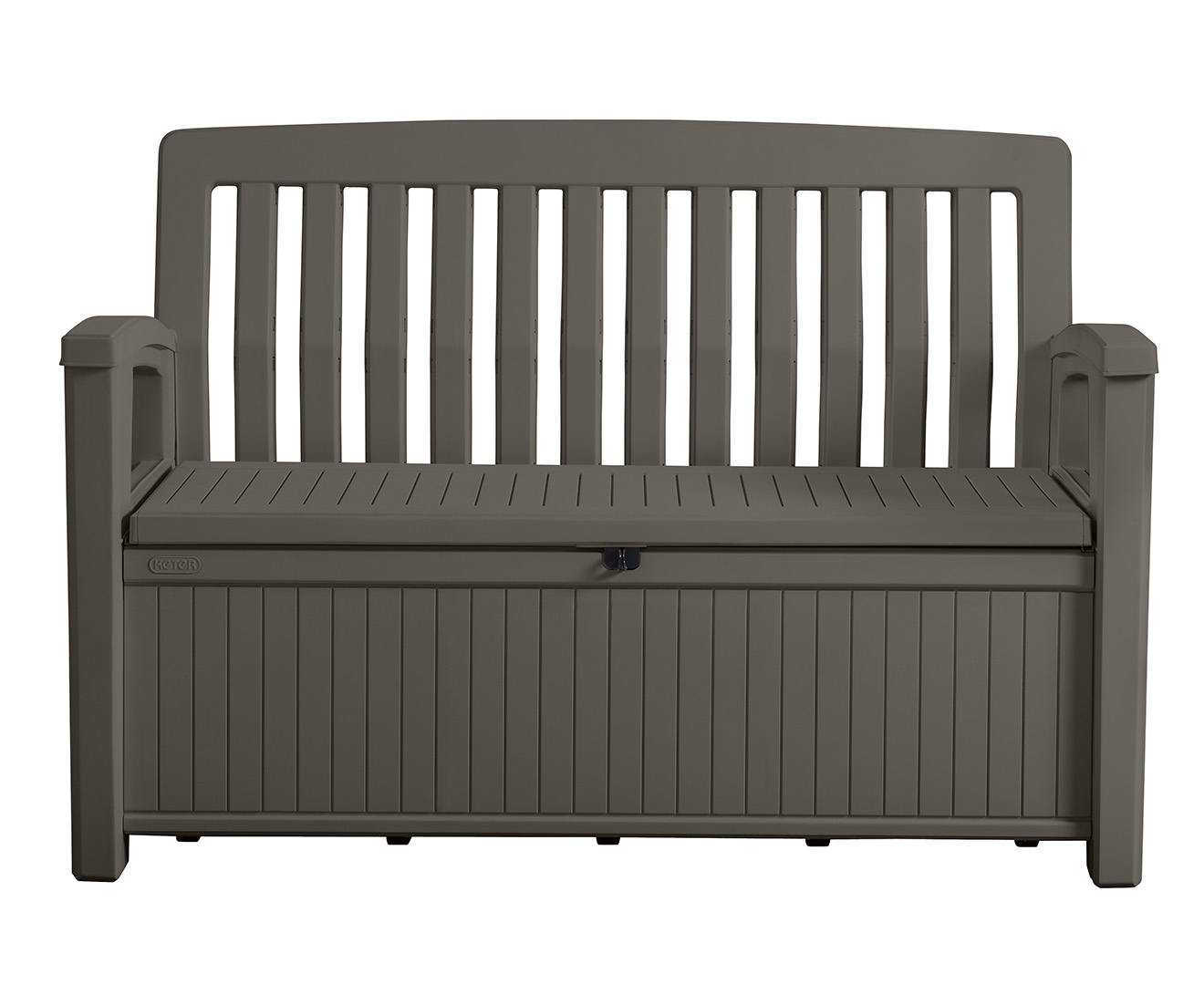 Keter Patio 227l Storage Bench Taupe Great Daily Deals At Australia 39 S Favourite Superstore
