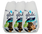 3 x Glade Solid Pet Air Freshener Fresh Scent 170g 1