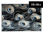 Rug Culture 230x160cm Flight Rug - Navy 1