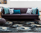 Rug Culture 230x160cm Flight Rug - Navy 2