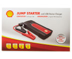 Shell Jump Starter & USB Device Charger - Yellow 2