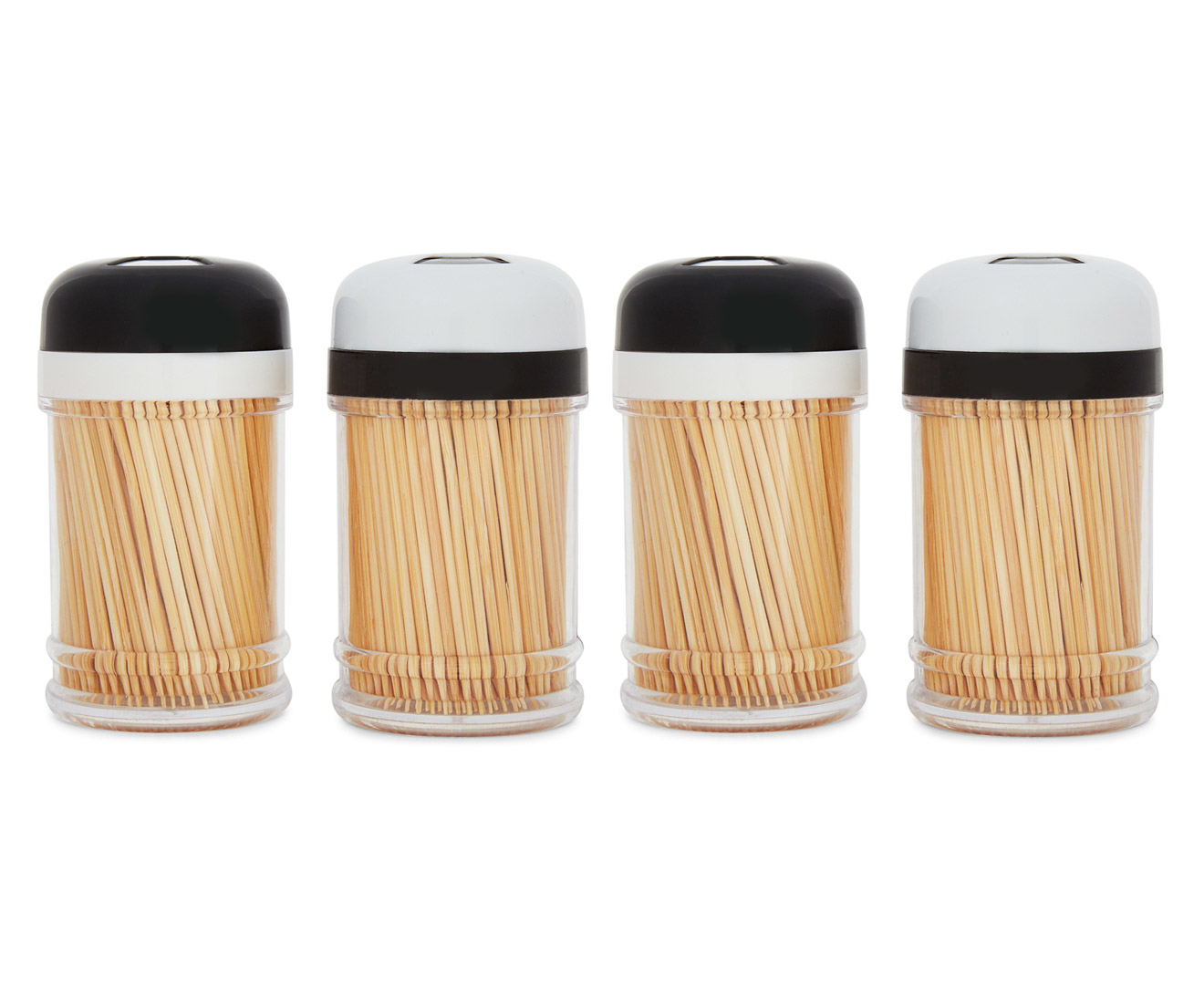2 X Home Living Shake A Pick Toothpick Shakers 2pk Great Daily Deals At Australia 39 S Favourite