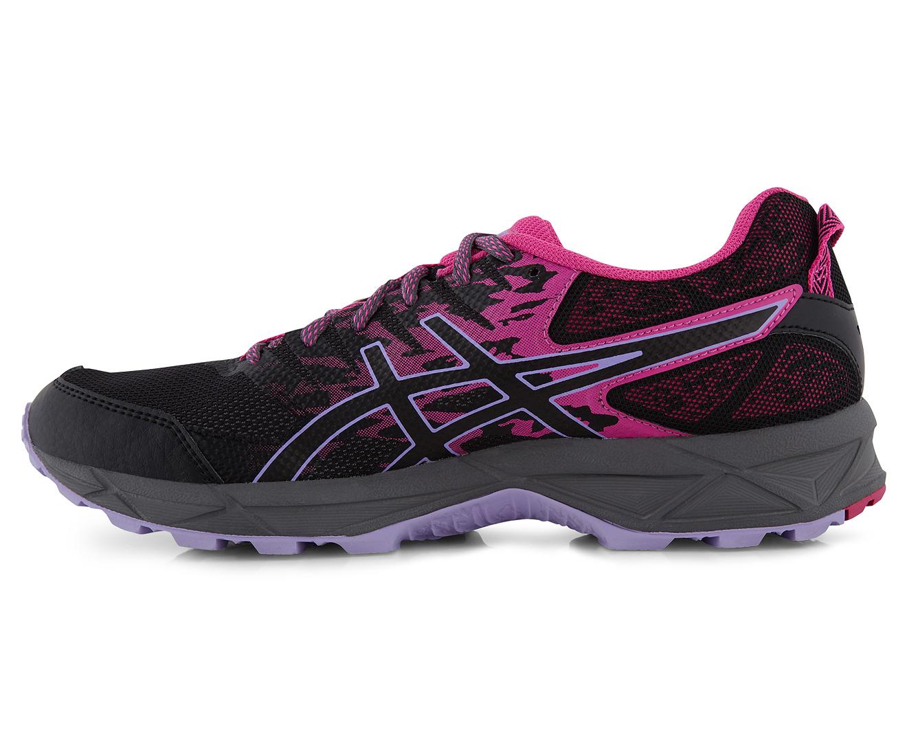 a592d1f2a3d5 ASICS Women s GEL-Sonoma 3 Shoe - Pink Glow Black Lavender