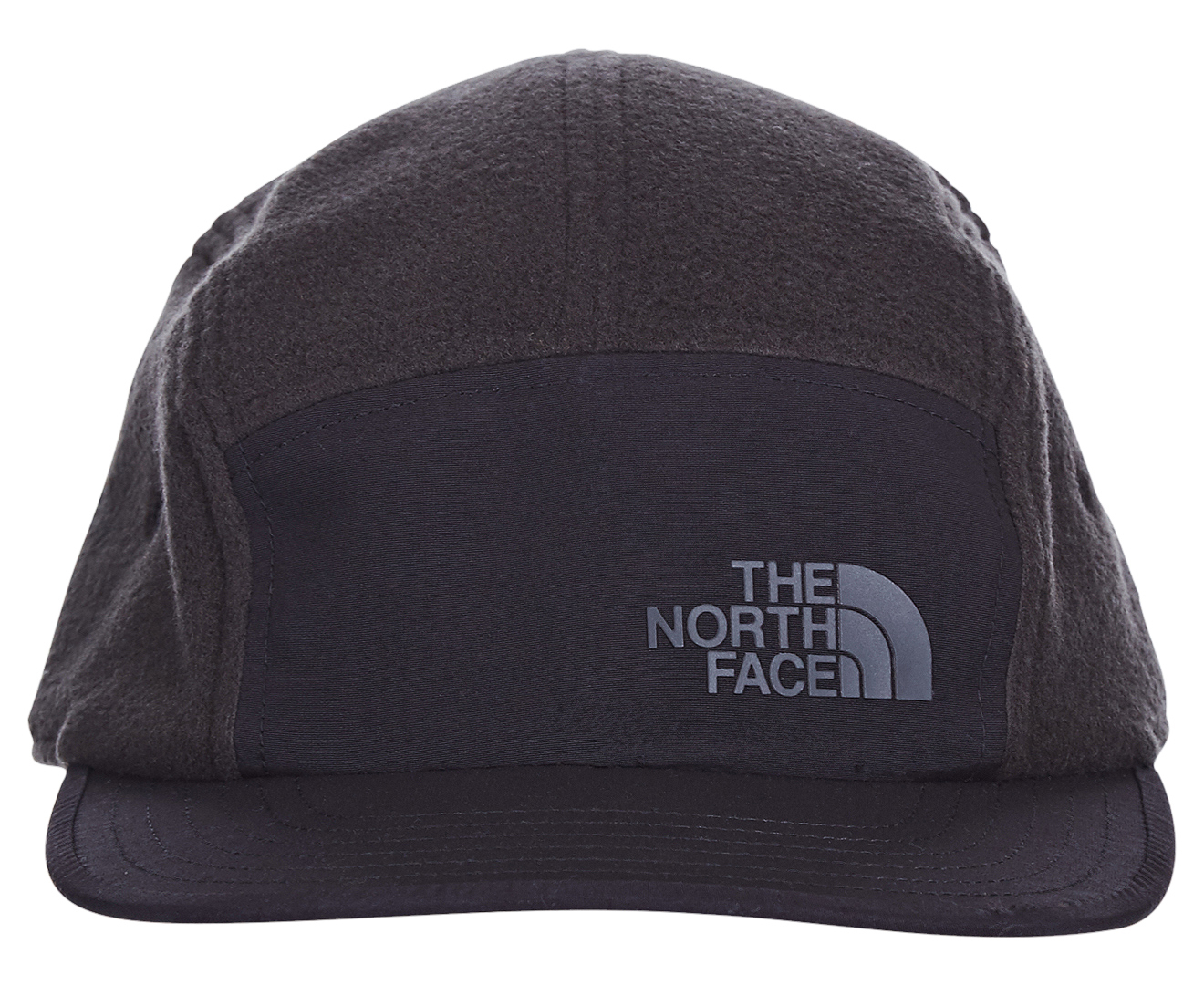 162b389168c The North Face Denali Five Panel Cap - Black