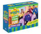 The Wiggles Colours & Shapes Fun Learning Cards 1
