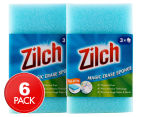 2 x Zilch Magic Erase Sponge 3pk 1