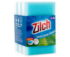 2 x Zilch Magic Erase Sponge 3pk 2