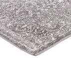 Rug Culture 400x80cm Nile Runner Rug - Grey 2
