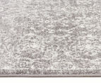 Rug Culture 400x80cm Nile Runner Rug - Grey 3