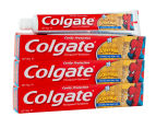3 x Colgate Cavity Protection Spider-Man Gel Toothpaste Sparkling Mint 110g 1