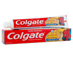 3 x Colgate Cavity Protection Spider-Man Gel Toothpaste Sparkling Mint 110g 2
