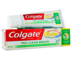 4 x Colgate Total Pro Clean Breath Toothpaste 100g 2