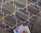 Rug Culture 230x160cm Ardia Kelim Wool & Cotton Rug - Multi 2
