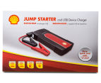 Shell Jump Starter & USB Device Charger - Black 2