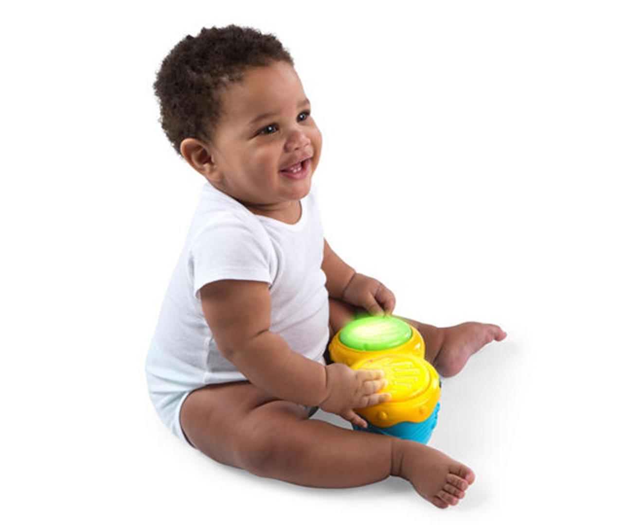 aa3395aaad7a Baby Einstein Bouncer Neighborhood Symphony Activity Jumper Bouncer ...
