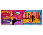 The Wiggles Emma Let's Dance Deluxe Jigsaw Book 5