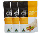 3 x Planet Food Australian Almond Flour 275g 1