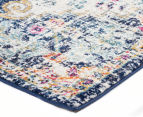 Rug Culture 290x200cm Easy Care Ashanti Rug - Bone White 2