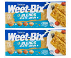 2 x Sanitarium Weet-Bix Blends Multi-Grain 575g 1