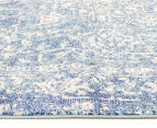 Rug Culture 290x200cm Easy Care Cairo Rug - Blue 3