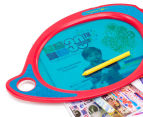 Boogie Board Play & Trace Kids' eWriter - Red/Blue 3