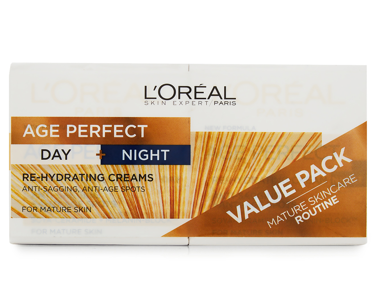 L'Oreal Age Perfect Day & Night Duo Pack