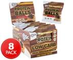 8 x BSc High Protein Balls Choc Peanut Butter70g 1