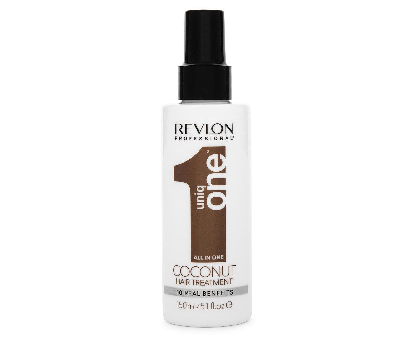 revlon professional uniq one coconut hair treatment 150ml. Black Bedroom Furniture Sets. Home Design Ideas