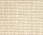 Rug Culture 300x80cm Maple & Elm Natural Fibre Chunky Knit Jute Runner Rug - Beige 5