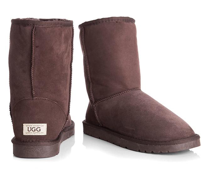 chocolate ugg boots