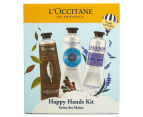 L'Occitane Happy Hands Kit 6pk 1