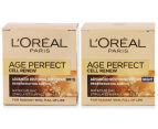 L'Oréal Age Perfect Cell Renew Advanced Restoring Day & Night Cream 50mL 1