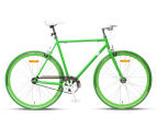 Progear Fixie Single Speed Bike - Lime Green 1