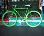 Progear Fixie Single Speed Bike - Lime Green 2