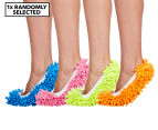 Lazy Housekeeper Mop Slippers - Randomly Selected 1