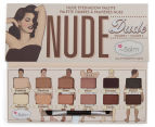 theBalm Nude Dude Eyeshadow Palette 9.6g 1