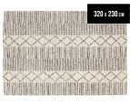 Rug Culture 320x230cm Amalia Skandi 316 Rug - Grey North 1
