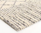 Rug Culture 320x230cm Amalia Skandi 316 Rug - Grey North 2
