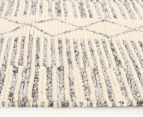 Rug Culture 320x230cm Amalia Skandi 316 Rug - Grey North 3