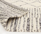 Rug Culture 320x230cm Amalia Skandi 316 Rug - Grey North 4