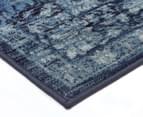 Paris Floor Art Collection Artemis 330x240cm Rug - Blue 3
